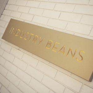 industrybeanssign